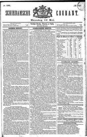 Schiedamsche Courant 1866-05-14