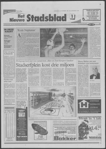 Het Nieuwe Stadsblad 1997-11-26