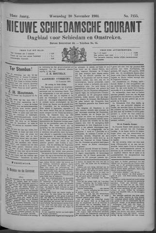 Nieuwe Schiedamsche Courant 1901-11-20