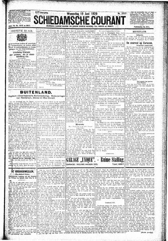 Schiedamsche Courant 1929-06-19