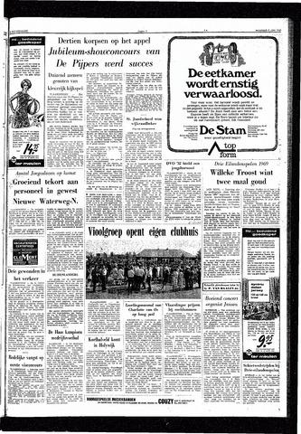 Trouw / De Rotterdammer 1969-06-09