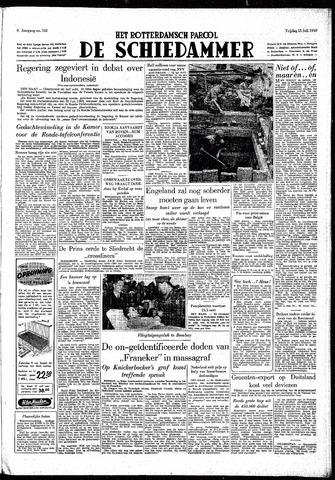 Rotterdamsch Parool / De Schiedammer 1949-07-15