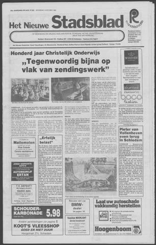 Het Nieuwe Stadsblad 1980-10-15