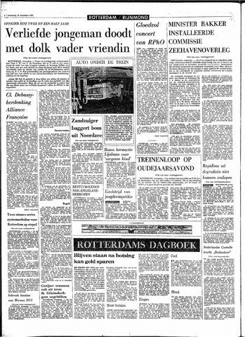Rotterdamsch Parool / De Schiedammer 1968-12-18