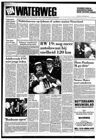 Rotterdamsch Nieuwsblad / Schiedamsche Courant / Rotterdams Dagblad / Waterweg / Algemeen Dagblad 1987-12-14