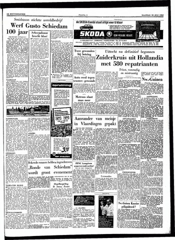 Trouw / De Rotterdammer 1962-07-30