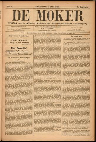 De Moker 1905-05-13