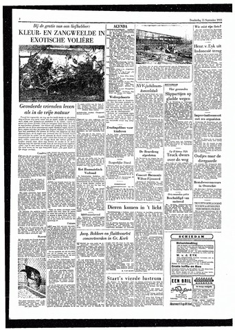 Rotterdamsch Parool / De Schiedammer 1955-09-15