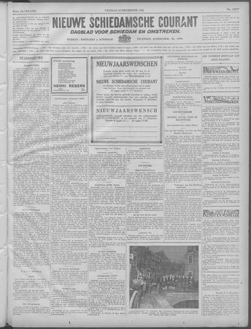 Nieuwe Schiedamsche Courant 1932-12-16