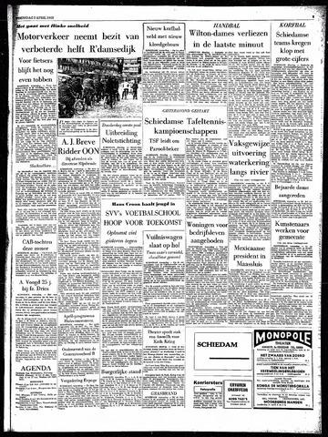 Rotterdamsch Parool / De Schiedammer 1963-04-03