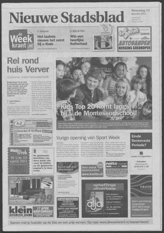 Het Nieuwe Stadsblad 2011-04-13