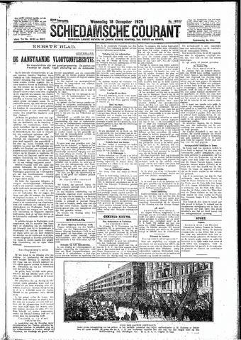 Schiedamsche Courant 1929-12-18
