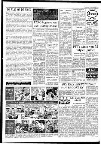 Rotterdamsch Parool / De Schiedammer 1959-09-16