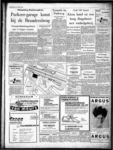 Rotterdamsch Parool / De Schiedammer 1963-04-13