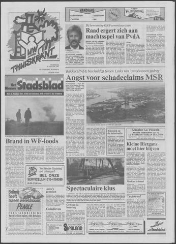 Het Nieuwe Stadsblad 1991-01-30