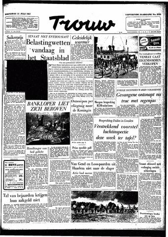 Trouw / De Rotterdammer 1957-07-31