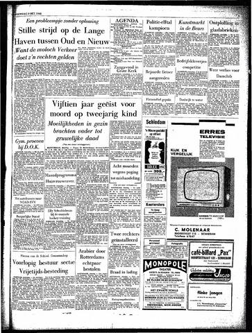 Rotterdamsch Parool / De Schiedammer 1962-10-03