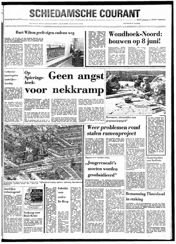 Rotterdamsch Nieuwsblad / Schiedamsche Courant / Rotterdams Dagblad / Waterweg / Algemeen Dagblad 1979-05-10