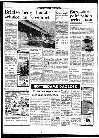 Rotterdamsch Parool / De Schiedammer 1970-04-25