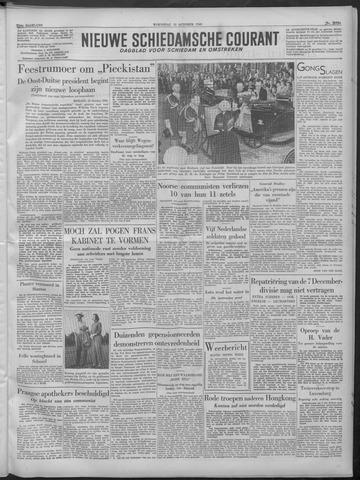 Nieuwe Schiedamsche Courant 1949-10-12