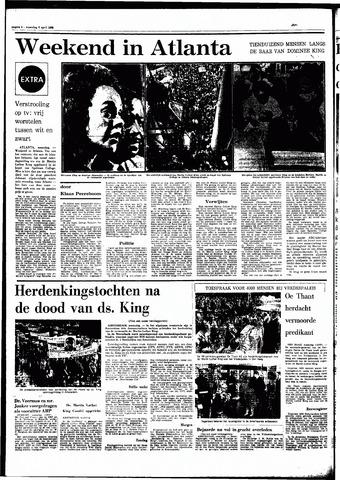 Rotterdamsch Parool / De Schiedammer 1968-04-08