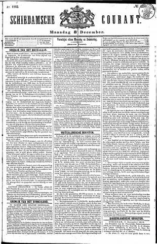 Schiedamsche Courant 1862-12-08