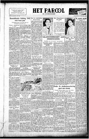 Rotterdamsch Parool / De Schiedammer 1946-12-19
