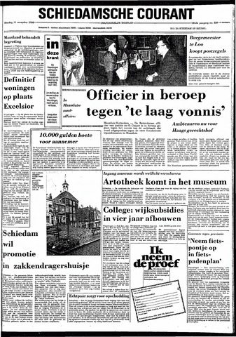 Rotterdamsch Nieuwsblad / Schiedamsche Courant / Rotterdams Dagblad / Waterweg / Algemeen Dagblad 1980-11-11