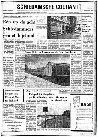 Rotterdamsch Nieuwsblad / Schiedamsche Courant / Rotterdams Dagblad / Waterweg / Algemeen Dagblad 1974-08-17