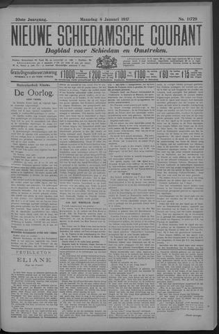 Nieuwe Schiedamsche Courant 1917-01-08