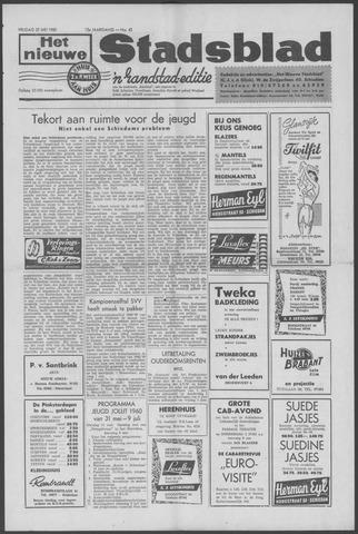 Het Nieuwe Stadsblad 1960-05-27