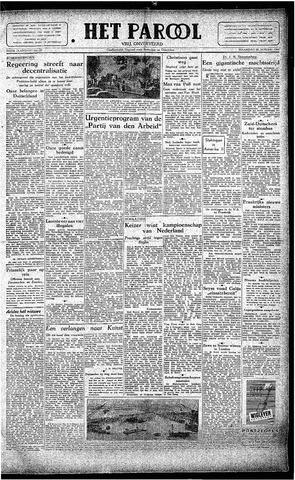 Rotterdamsch Parool / De Schiedammer 1946-01-28