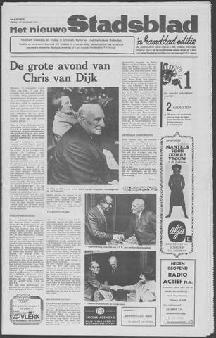 Het Nieuwe Stadsblad 1970-11-27