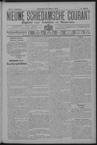 Nieuwe Schiedamsche Courant 1913-03-31