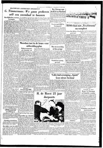 Rotterdamsch Nieuwsblad / Schiedamsche Courant / Rotterdams Dagblad / Waterweg / Algemeen Dagblad 1966-06-27