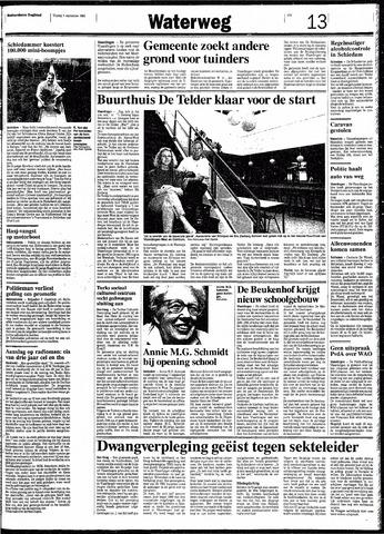 Rotterdamsch Nieuwsblad / Schiedamsche Courant / Rotterdams Dagblad / Waterweg / Algemeen Dagblad 1991-09-06