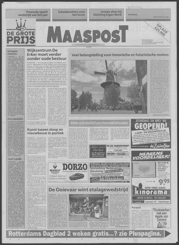 Maaspost / Maasstad / Maasstad Pers 1995-05-24