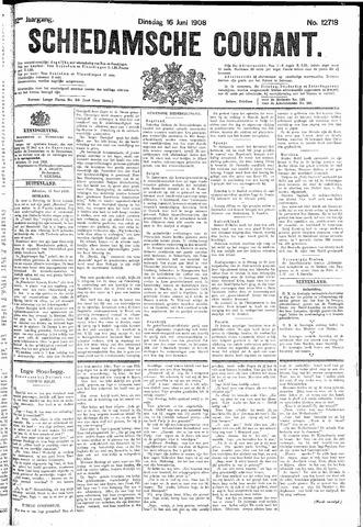 Schiedamsche Courant 1908-06-16