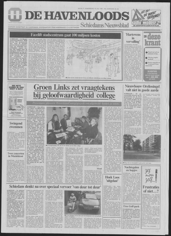 De Havenloods 1991-07-18
