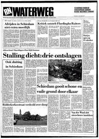 Rotterdamsch Nieuwsblad / Schiedamsche Courant / Rotterdams Dagblad / Waterweg / Algemeen Dagblad 1987-10-06