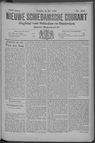 Nieuwe Schiedamsche Courant 1897-05-16