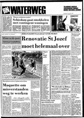 Rotterdamsch Nieuwsblad / Schiedamsche Courant / Rotterdams Dagblad / Waterweg / Algemeen Dagblad 1983-01-17
