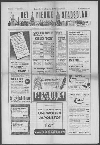 Het Nieuwe Stadsblad 1954-11-12