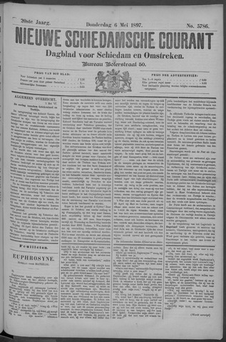 Nieuwe Schiedamsche Courant 1897-05-06