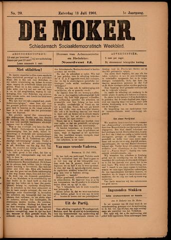 De Moker 1901-07-13