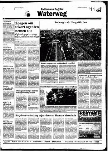 Rotterdamsch Nieuwsblad / Schiedamsche Courant / Rotterdams Dagblad / Waterweg / Algemeen Dagblad 1998-10-15