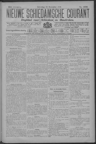 Nieuwe Schiedamsche Courant 1918-12-28
