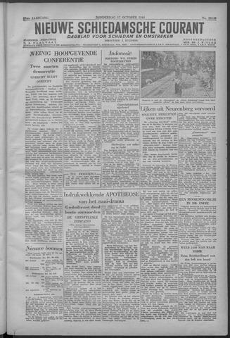 Nieuwe Schiedamsche Courant 1946-10-17