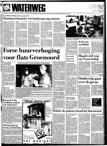 Rotterdamsch Nieuwsblad / Schiedamsche Courant / Rotterdams Dagblad / Waterweg / Algemeen Dagblad 1991-02-22