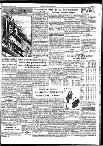 Rotterdamsch Nieuwsblad / Schiedamsche Courant / Rotterdams Dagblad / Waterweg / Algemeen Dagblad 1959-01-28